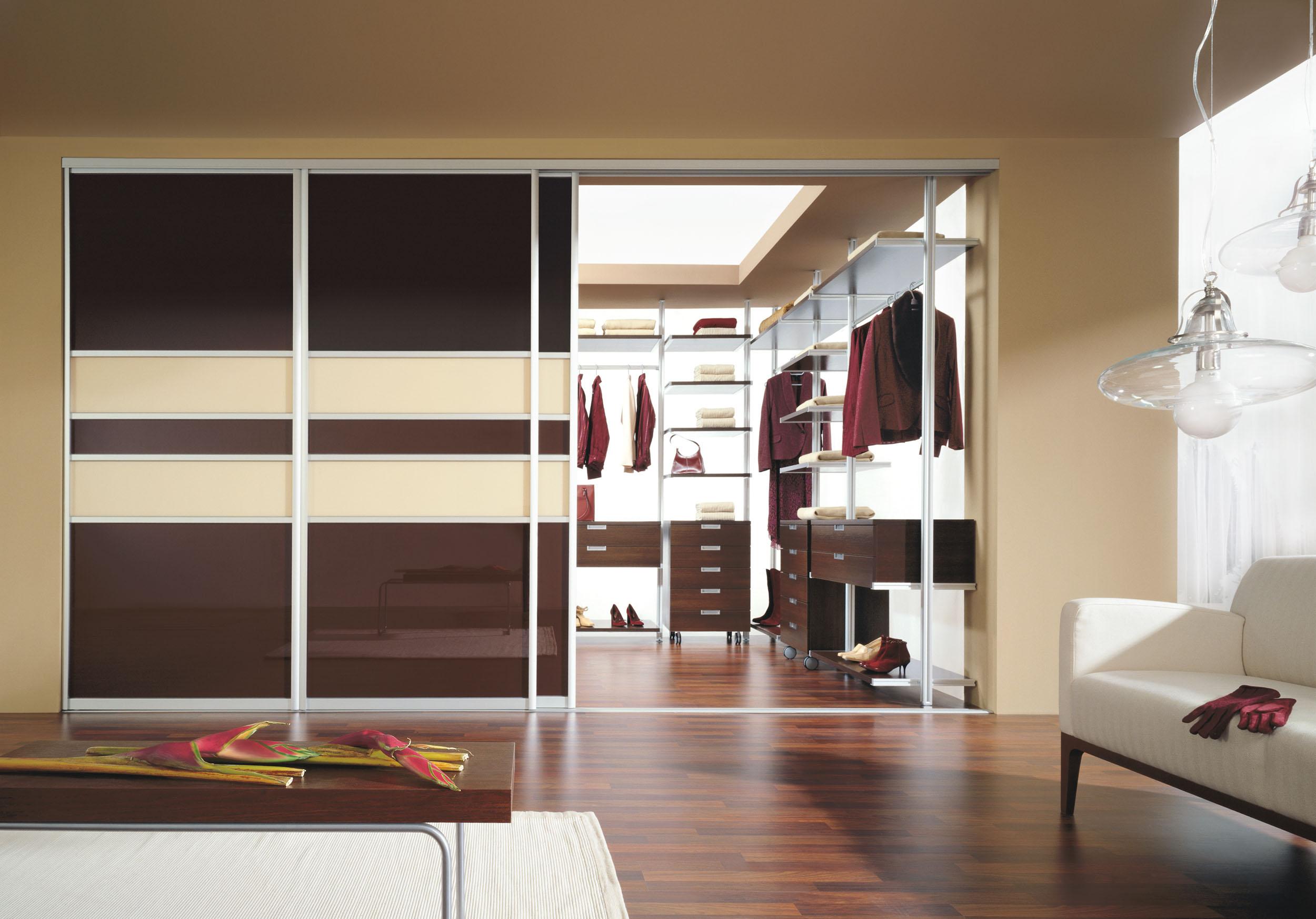 Гардеробная комната и гардеробный шкаф-купе для вашего дома.