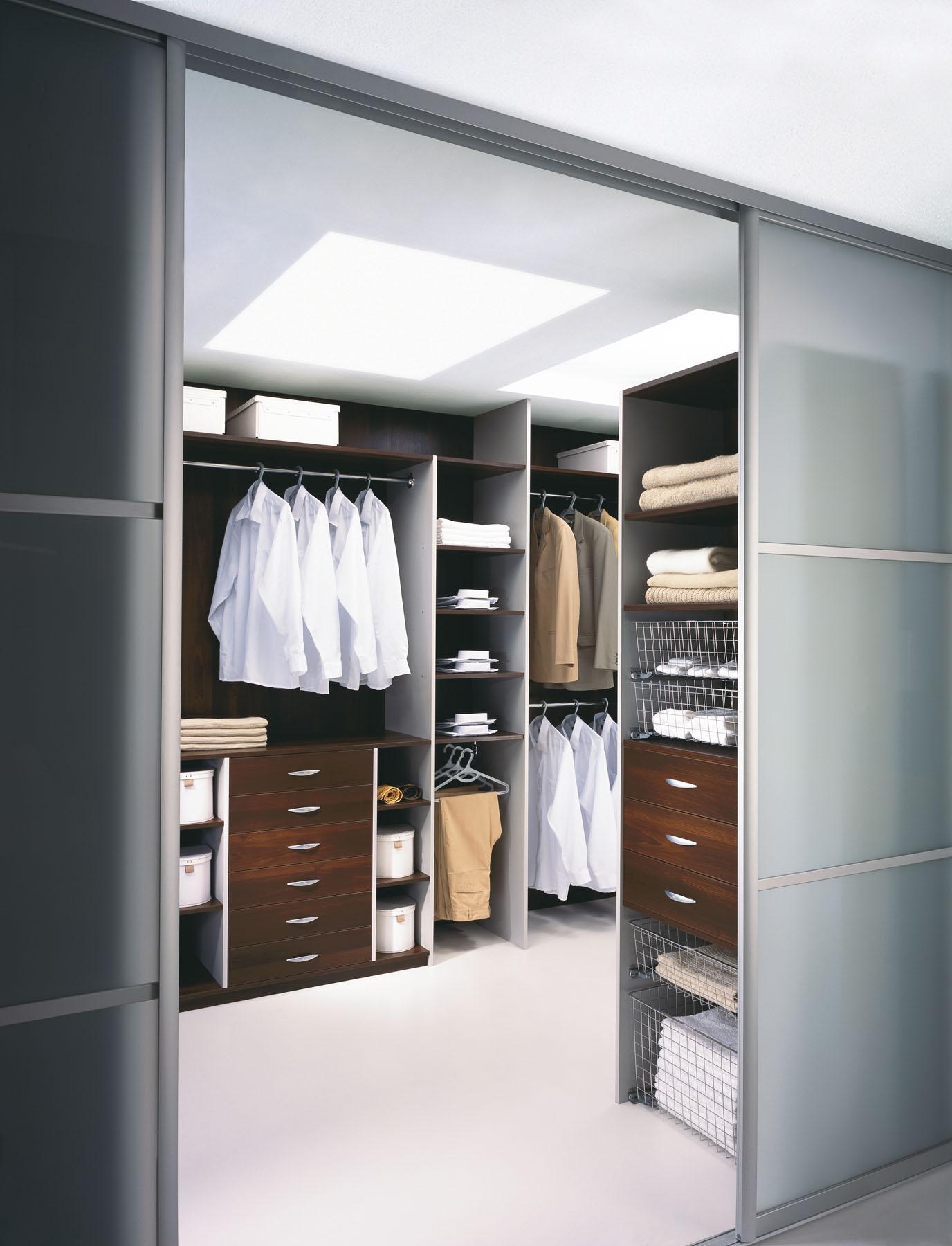 Шкафы купе для гардеробных комнат - komandor.