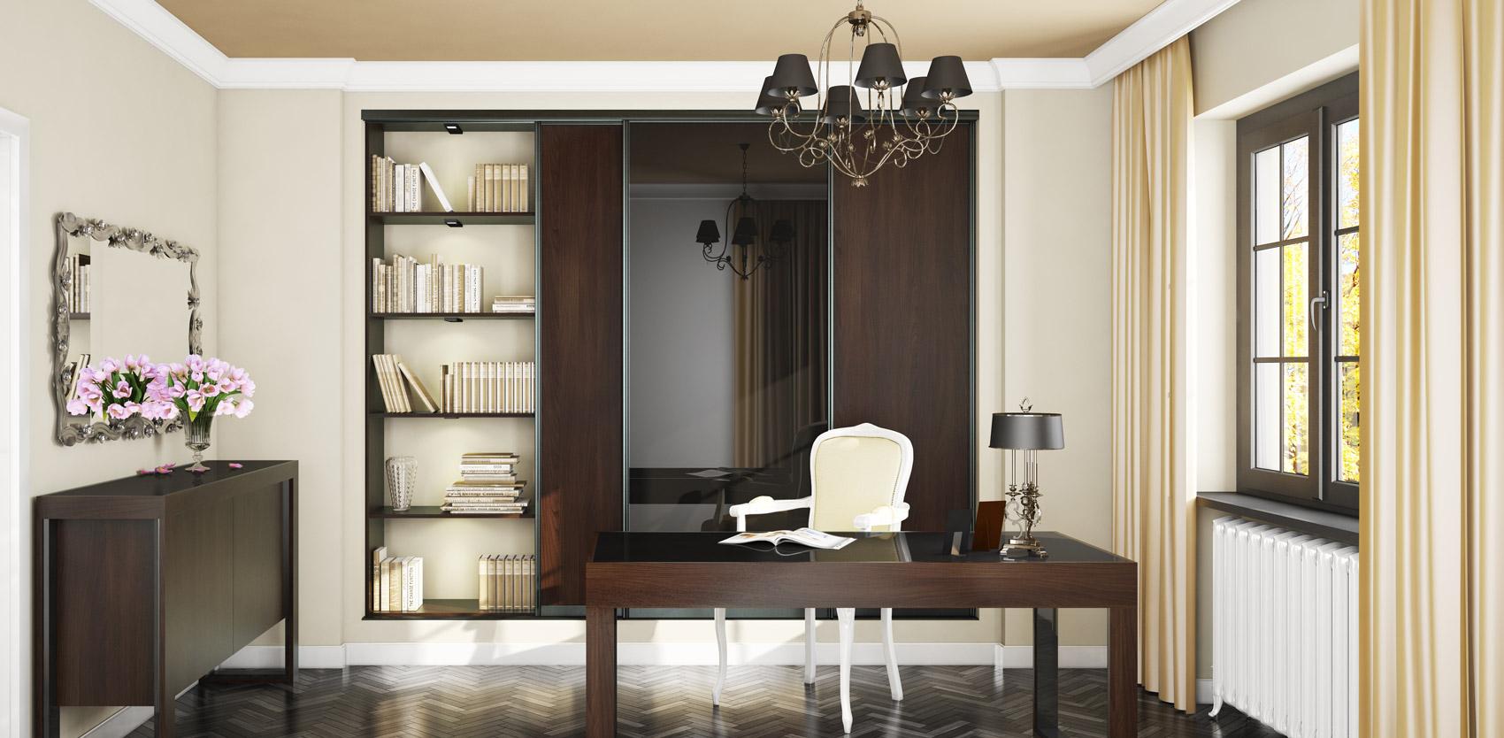 Встроенные Шкафы В Гостиную Фото Москва